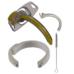 Трахеалкит® | трахеостомическая трубка без манжеты, с повязкой Дуо-Клип или тесьмой