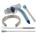 Трахеалкит® | трахеостомическая трубка Sofit FLEX NC без манжеты, повязка Дуо-Клип