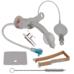 Педиатрический Трахеалкит® | трахеостомическая трубка Love PC-S с манжетой и каналом для санации