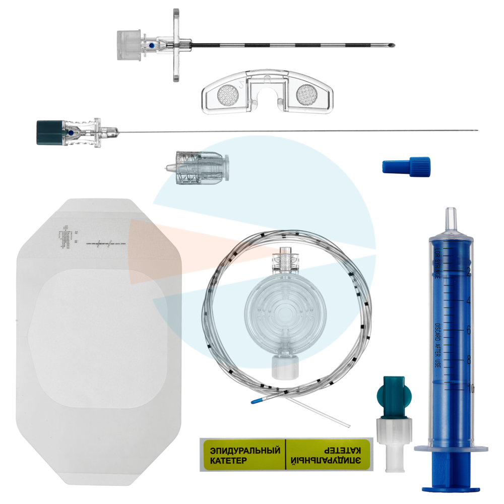 Набор для спинально-эпидуральной анестезии
