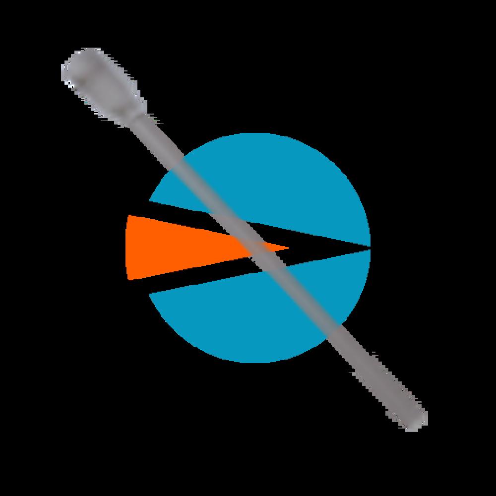 Сваб-тампон для чистки трахеостомических трубок